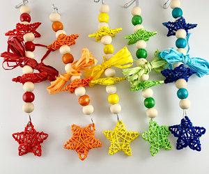 Coloured Toys